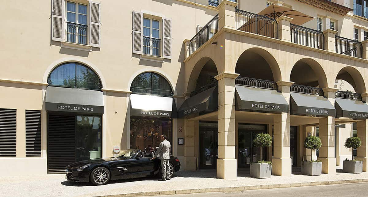 Hotel De Paris Saint Tropez Excellence