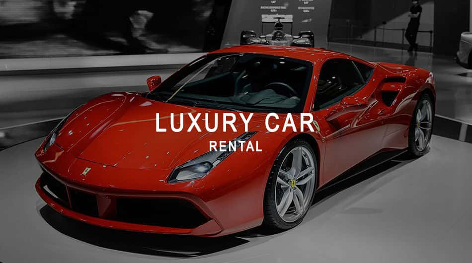 Luxury Cars for Rent in Saint-Tropez