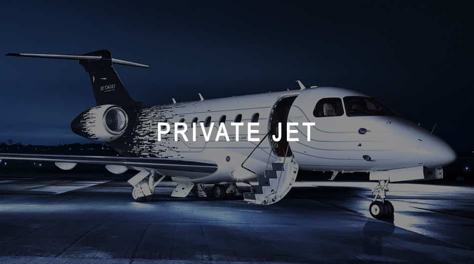 Private Jet Saint-Tropez