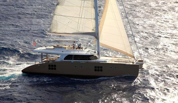 Location Catamarans Sunreef Yachts