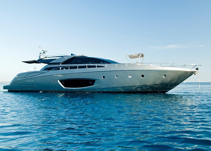 Riva Domino 86 Charter in Saint-Tropez