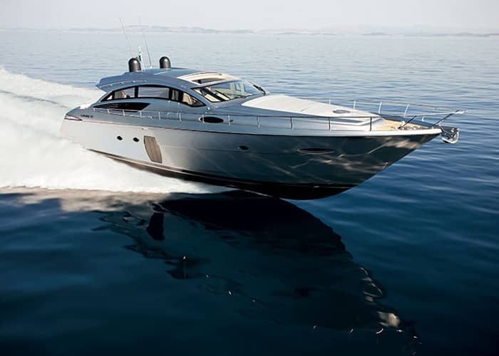Pershing 72 Charter on the French Riviera