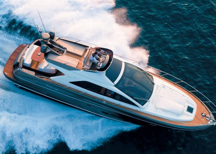 Riva SportRiva 56 for charter on the French Riviera